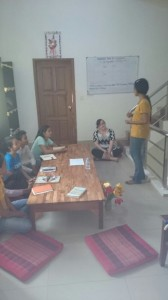 cecelia teaching