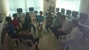 colm teaching