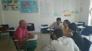 micheál teaching